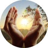 hands of forgiveness