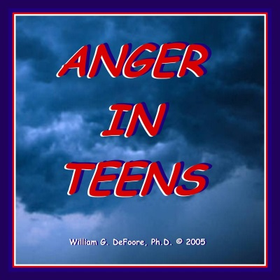 Anger In Teens Audio