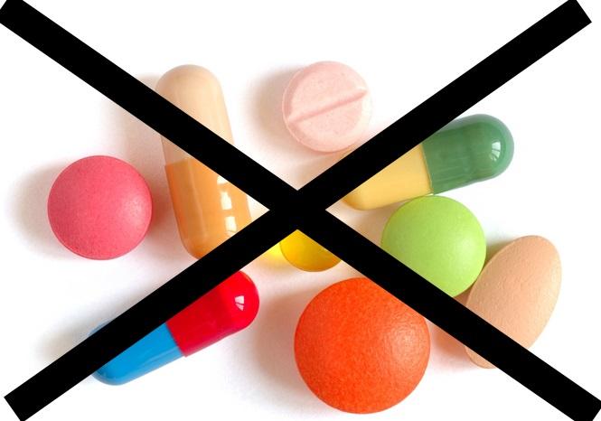 no medication