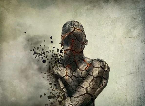 internal explosion