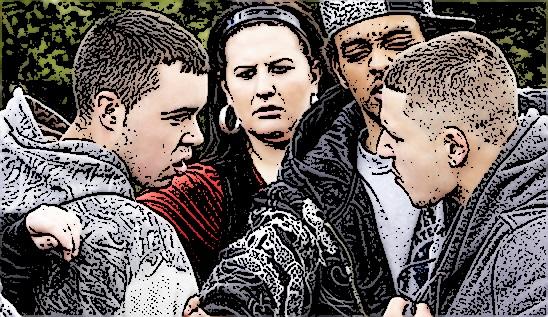 teen violence