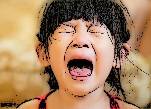 handling temper tantrums