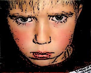 defiant child