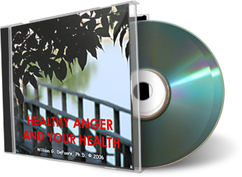 healthy anger audio cd