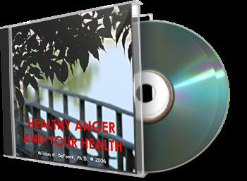 healthy anger audio cd