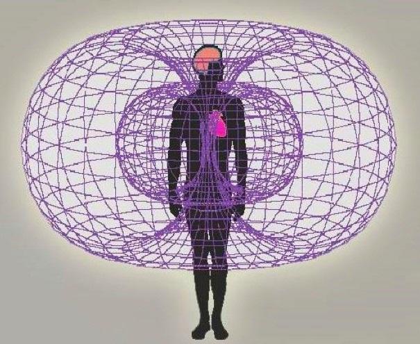 heart energy field
