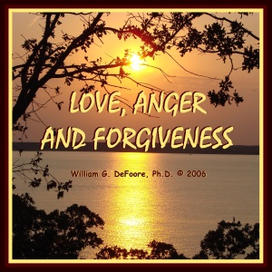 Love Anger and Forgiveness Audio