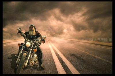 rebel biker