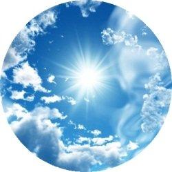 hope through clouds