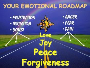 emotional road map